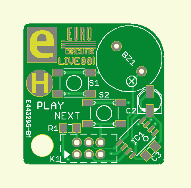 Programmable Nokia RTTTL Player