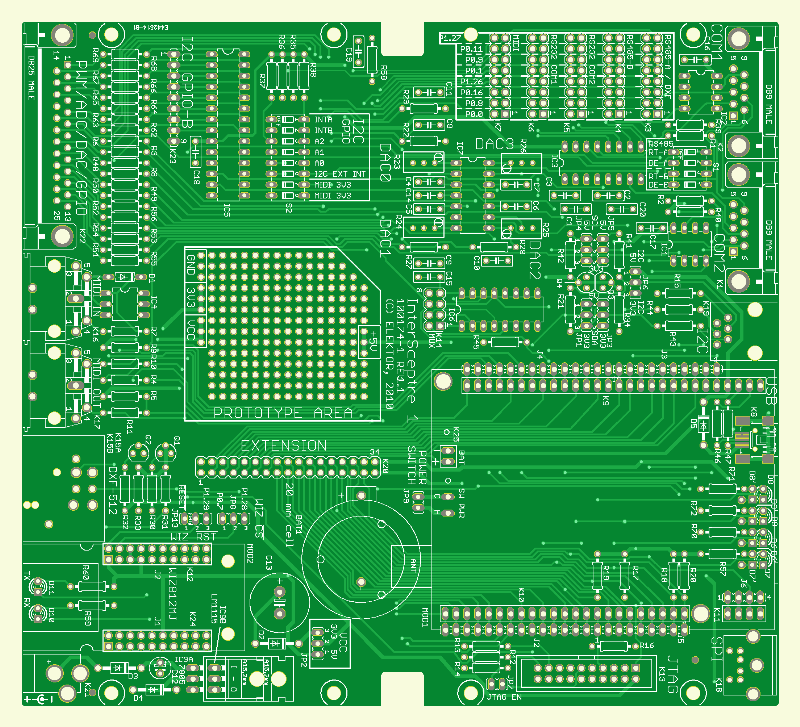 InterSceptre opens doors (and ports ) for you PCB