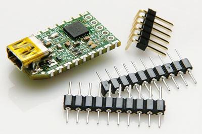 FT232R USB/Serial Bridge/BOB (110553-91)