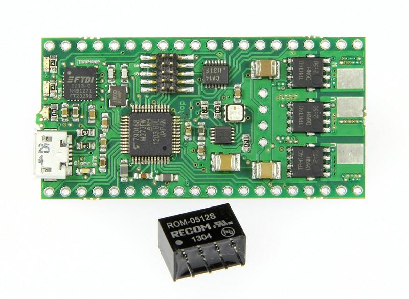 120724-91 Toshiba MCU