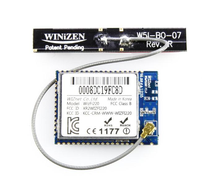 Wi-Fi Controller Board (130076-92)