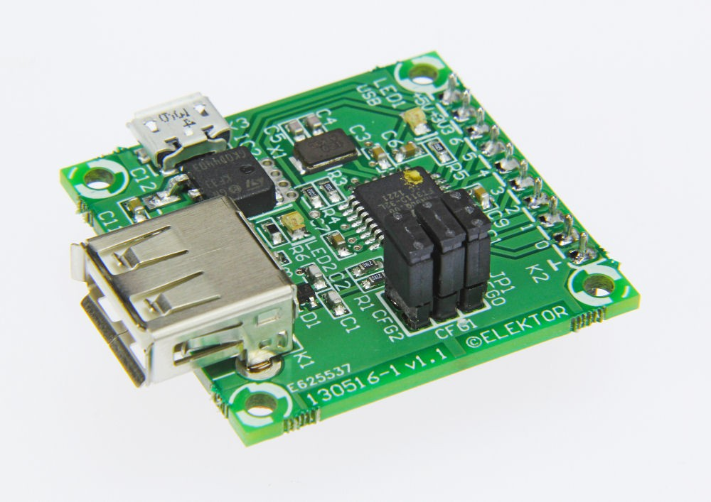 Android Breakout Board (130516-91)