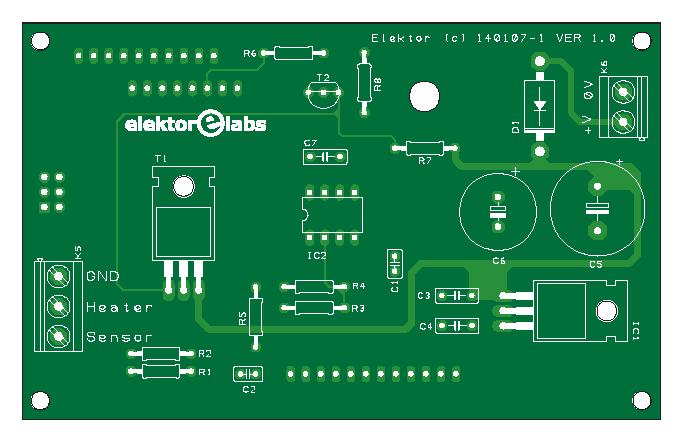Platino Solder Station (140107-1)