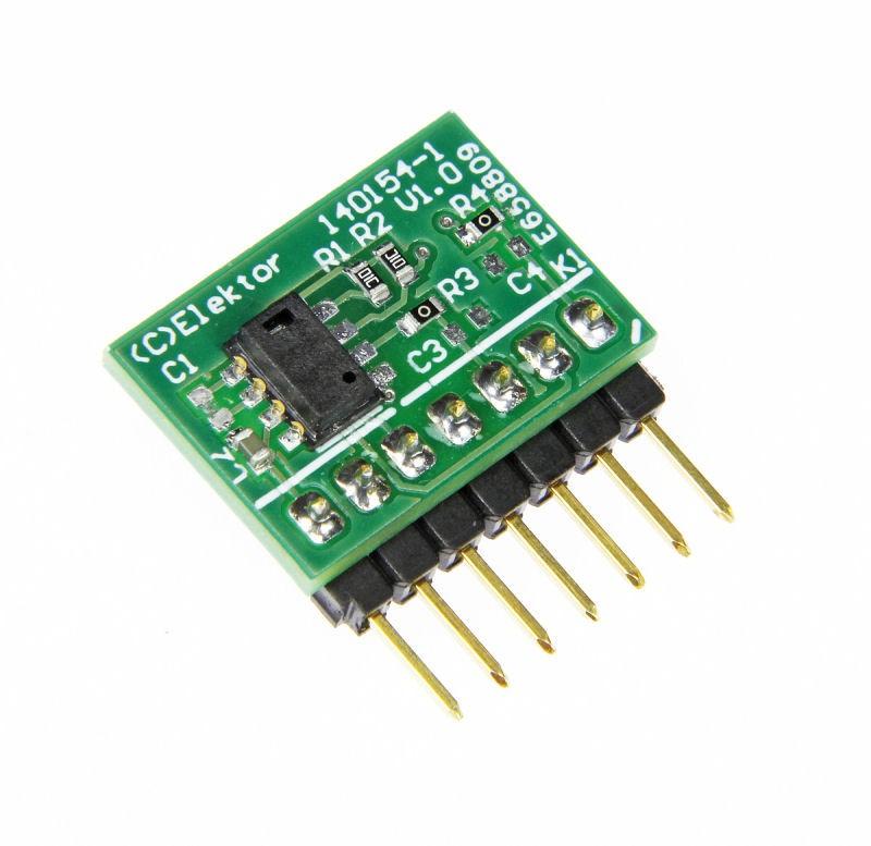 CC2-eBoB Humidity & Temperature Sensor (140154-91)