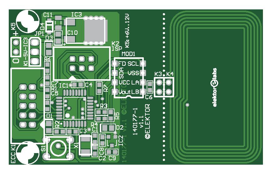 NFC Gateway (Main Board) (140177-1)