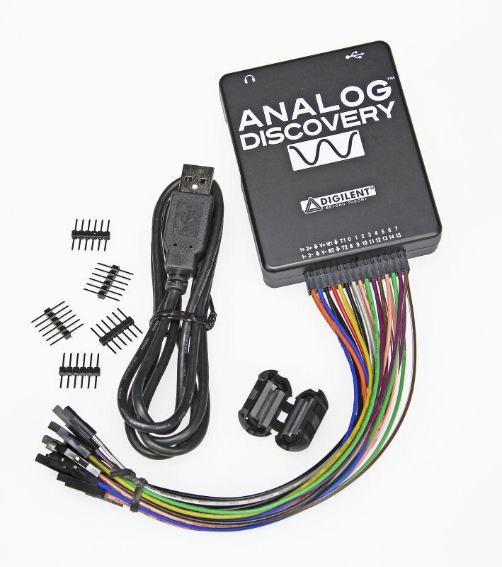 Analog Discovery USB Oscilloscope 140248-91