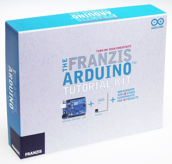 Arduino Tutorial Kit