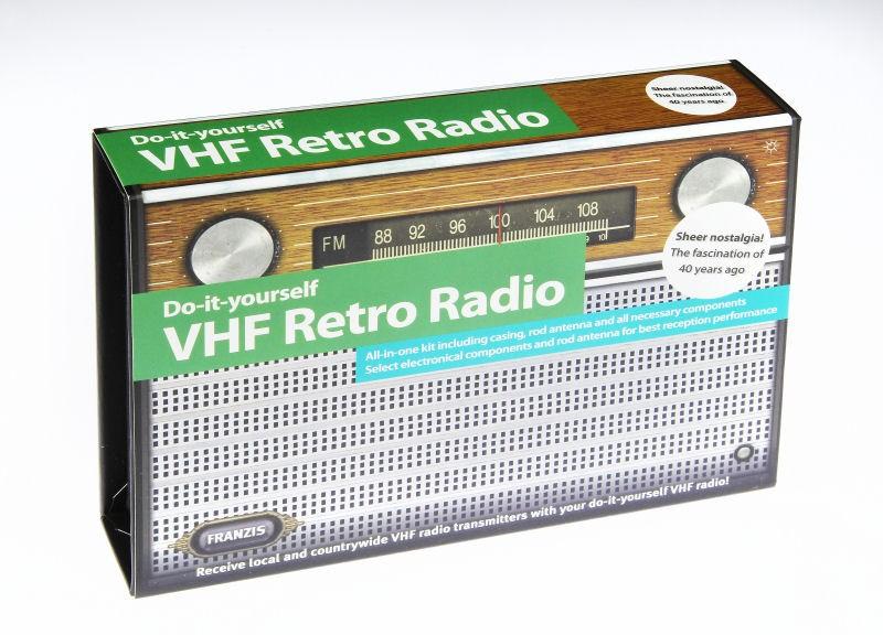 VHF Retro Radio
