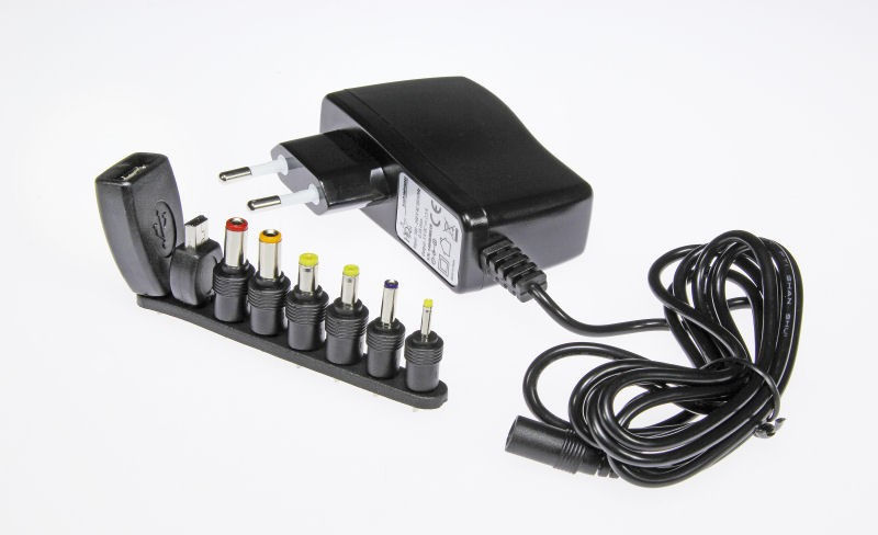 Universal Power Supply (5 V | 2.5 A)