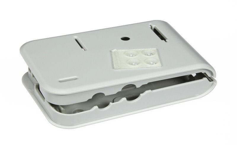 Case for Raspberry Pi Model B (White) 140564-72