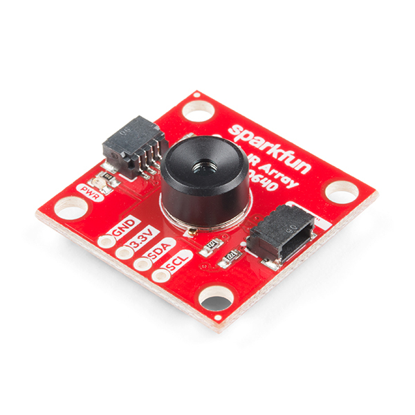 SparkFun IR Array Breakout - 110 Degree FOV