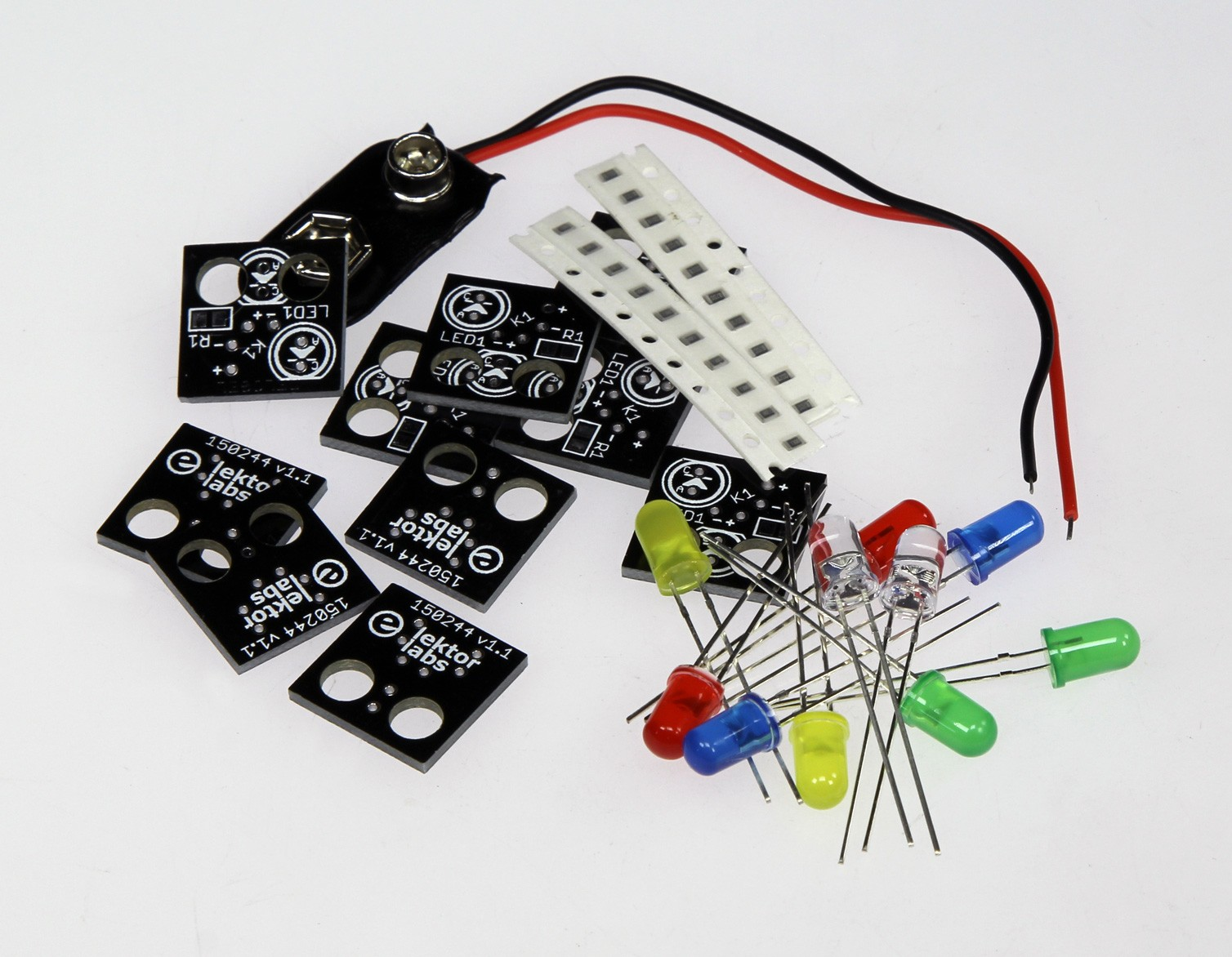 Elektorized LEGO™ LED Kit (150244-71)