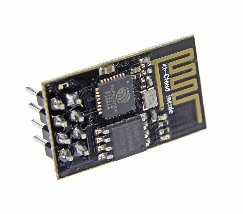 ESP8266 ESP-01 WiFi Module (150445-91)