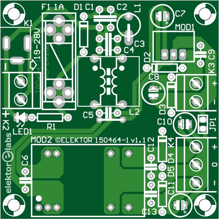 Universal power supply (150464-1)