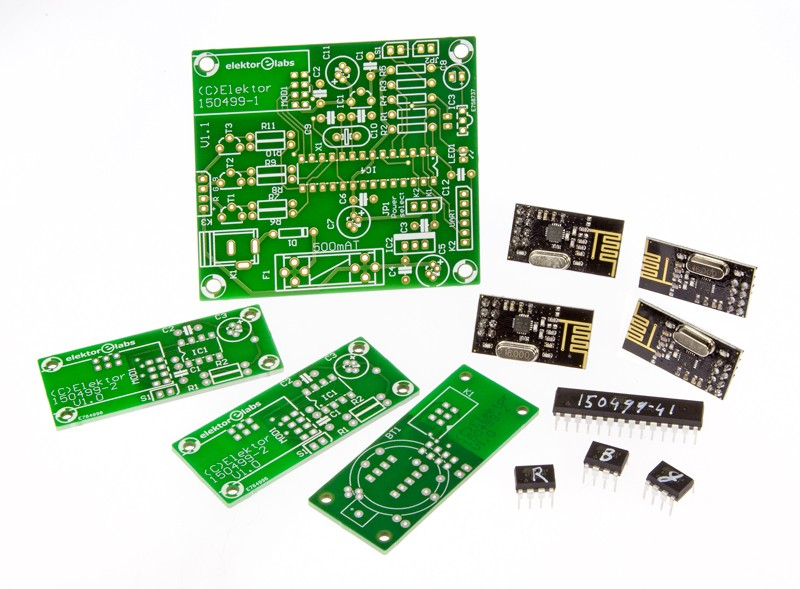 Wireless Quiz Button kit (150499-71)