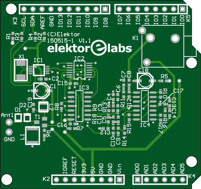Elektor SDR Reloaded (150515-1)