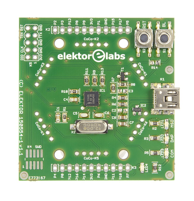 Elektor mbed Interface (150554-71)