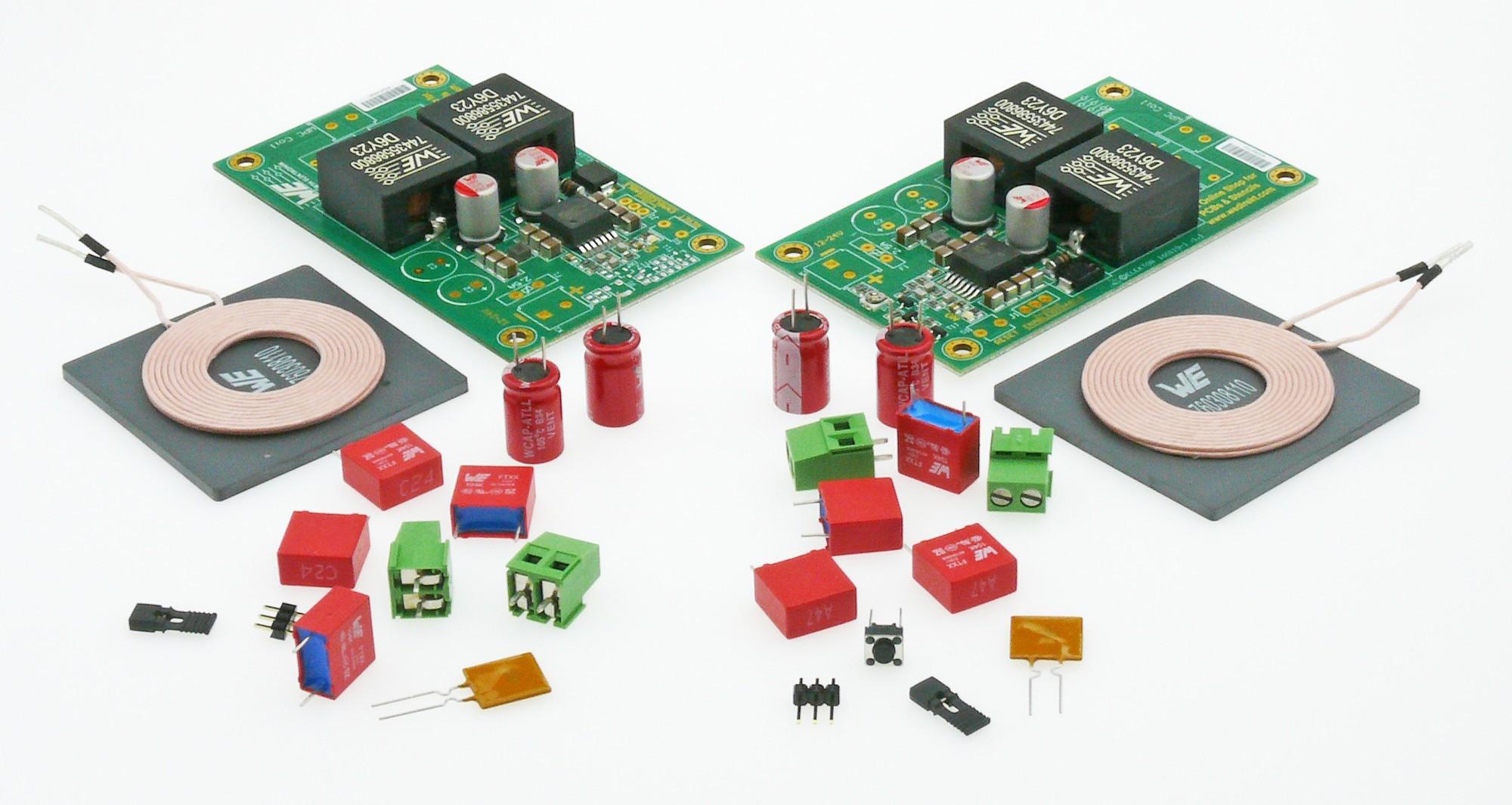 Wireless power converter (160119-91) - semi kit