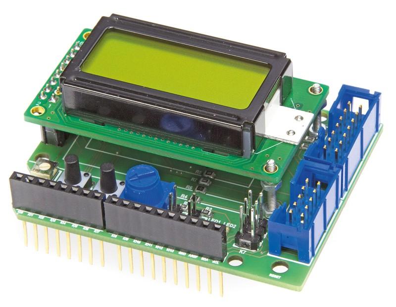 Arduino Experimenting Shield 2.0 – Module (160593-91)