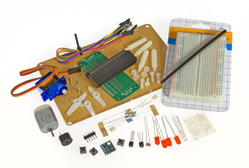 BBC micro:bit experimenter's kit (169039-71)