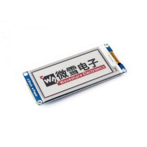 "Waveshare 2.9"" 3-color E-Ink/E-Paper Display Module"