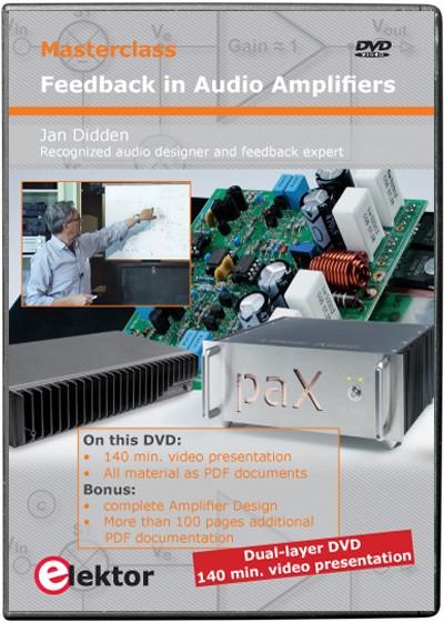 Masterclass Feedback in Audio Amplifiers (DVD)