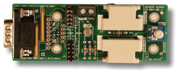 Sensor interface (EB003)