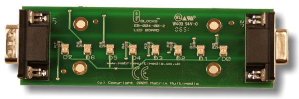 LED board (EB004)