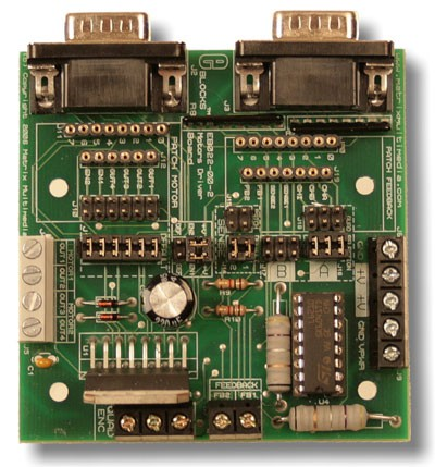 Motors driver board (EB022)