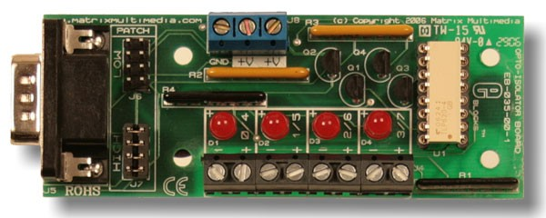 Opto-isolator board (EB035)