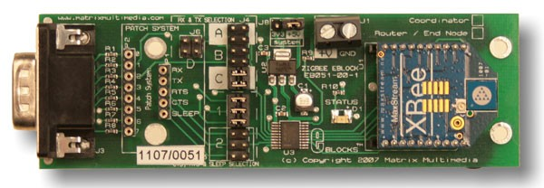 ZigBee board (EB051C)