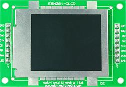 gLCD Display Module (EBM001)
