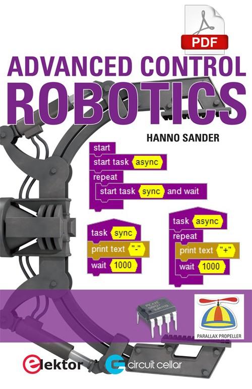 E-book: Advanced Control Robotics