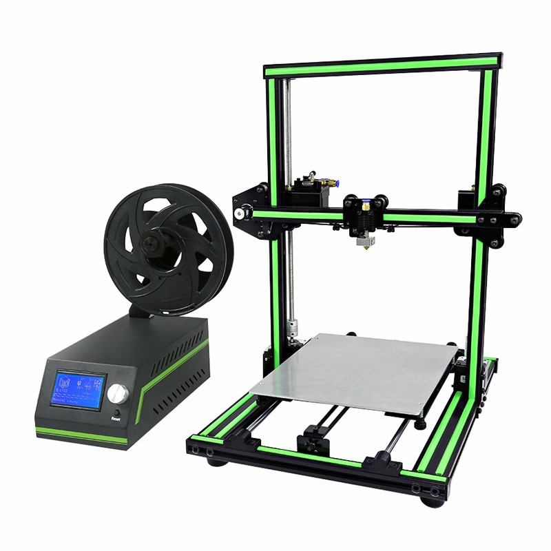 Anet E10 3D Printer (Quick Assembly Kit) incl. 3 PLA filaments