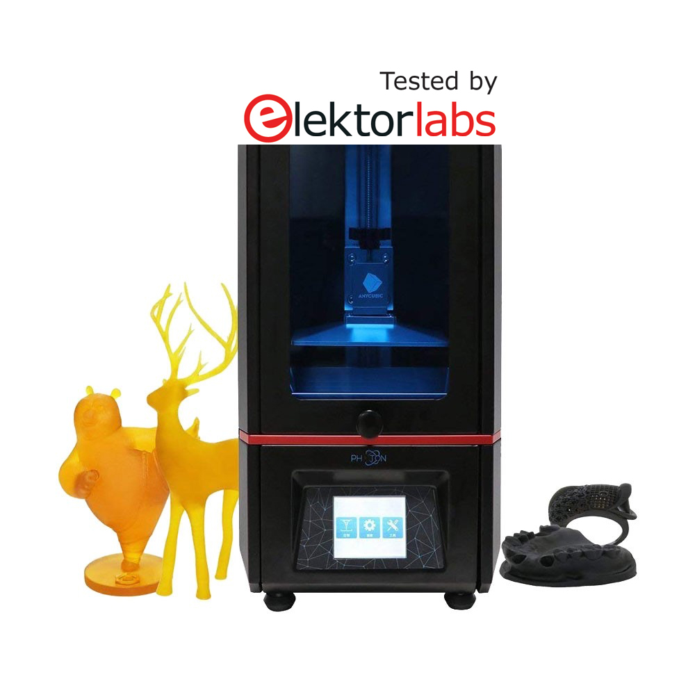 Anycubic Photon – UV Resin DLP 3D Printer
