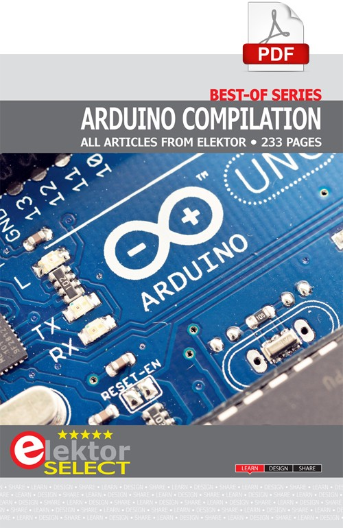 E-Book: Arduino Compilation (PDF)