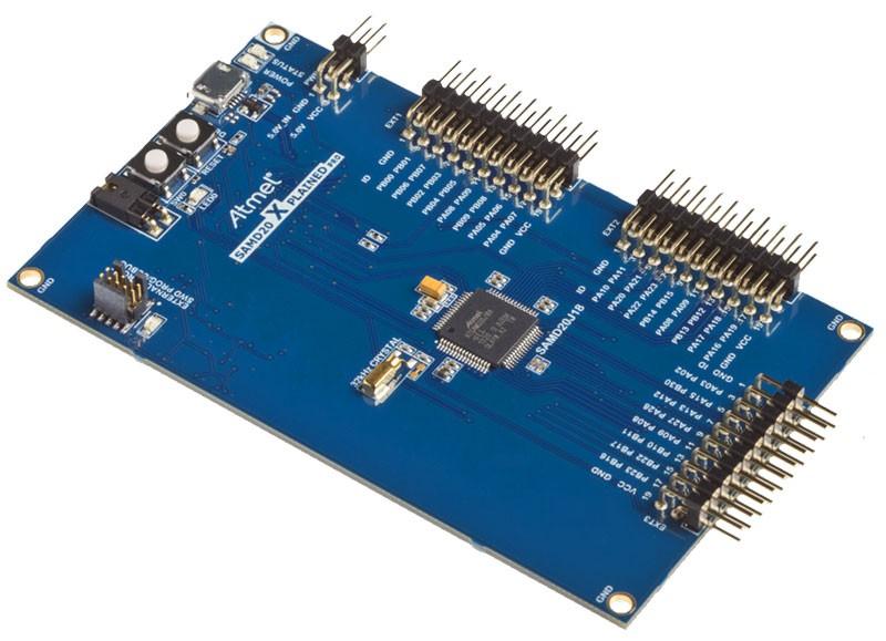 Atmel SAM D20 Xplained Pro