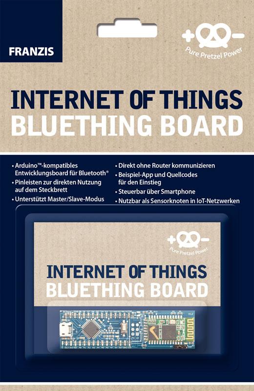 Franzis IoT Bluething Board