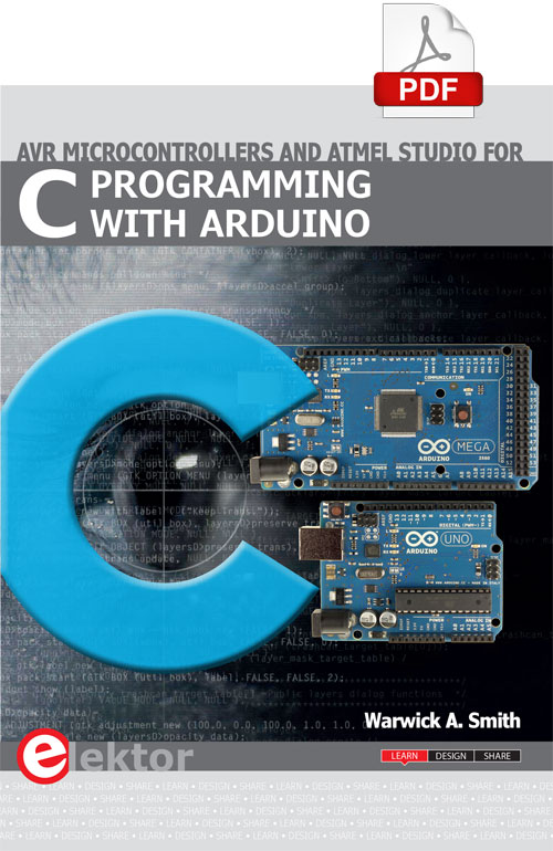 E-book: C Programming with Arduino