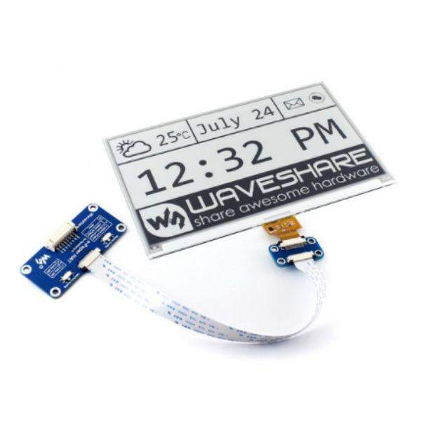 """7.5/"""" 640×384 ePaper e-Ink Display HAT für Raspberry Pi 3 2 Zero e-Paper"""