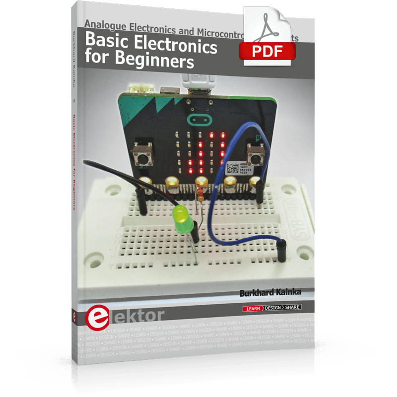 Basic Electronics For Beginners E Book Elektor