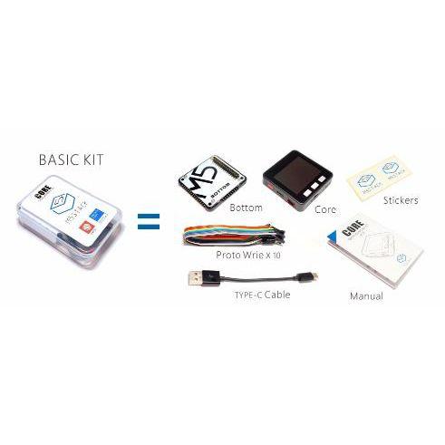 M5Stack – ESP32 Basic Core Development Kit