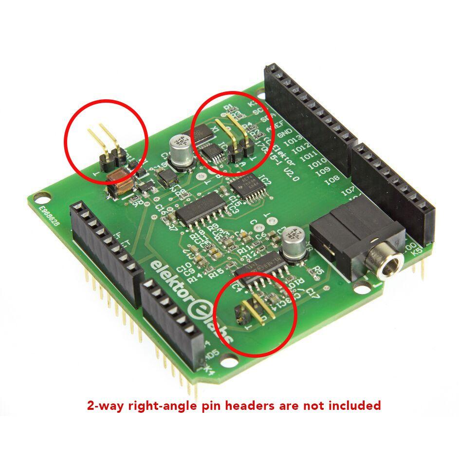 Elektor SDR Shield 2 0 (Module | 170515-91)