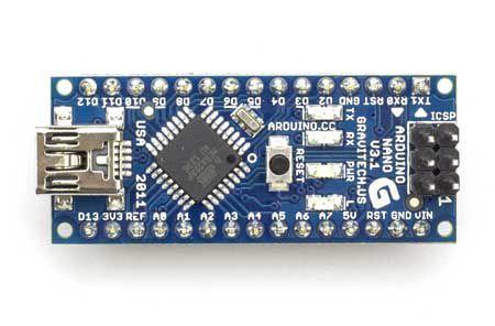 Arduino Nano V3.0 ATmega328P Micro Controller Board Breadboard Mini-B USB Driver