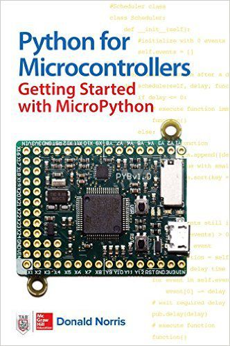 python for microcontrollers getting started with micropython pdf download