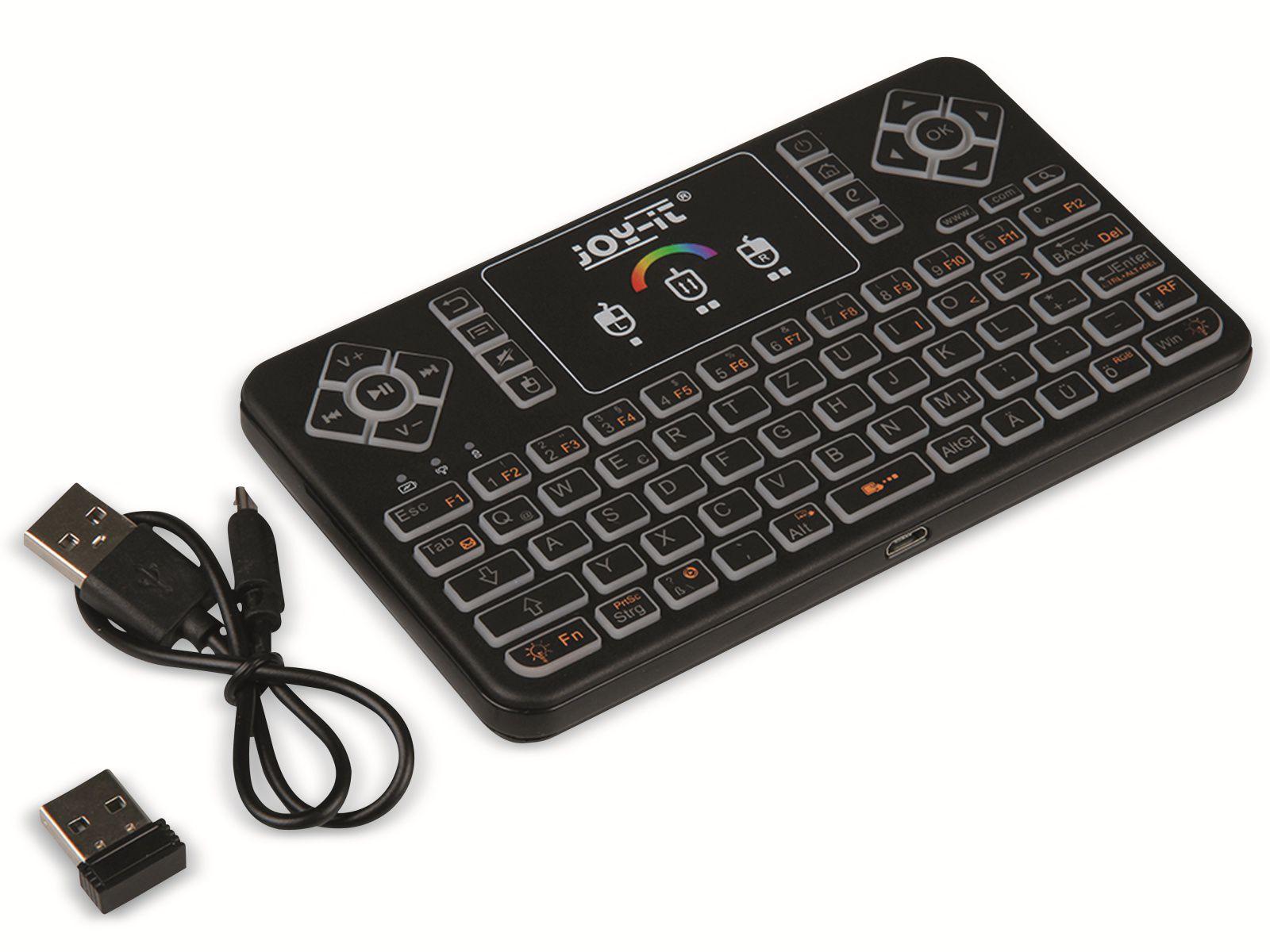 JOY iT Tasta Mini – Mini Wireless Keyboard
