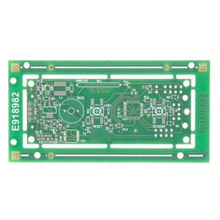 GoNotify, a Flexible IoT Sensor Interface  - bare PCB (160333-1)