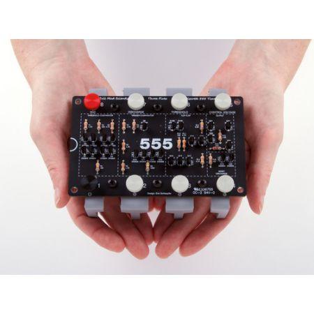 The Three Fives 555 Discrete Timer Kit