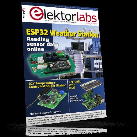 Elektor Magazine EN January/February 2019