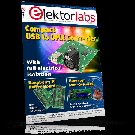 Elektor Magazine EN November/December 2018